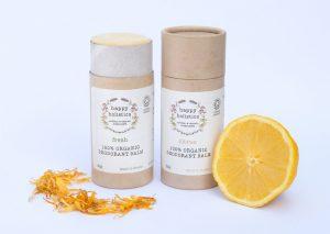 Vegan Plastic Free Deodorant Happy Holistics