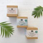 Solid shampoo bars by Bain & Savon | Available at Sage Folk
