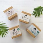 Plastic free haircare | solid shampoo and conditioner bars | available at Sage Folk