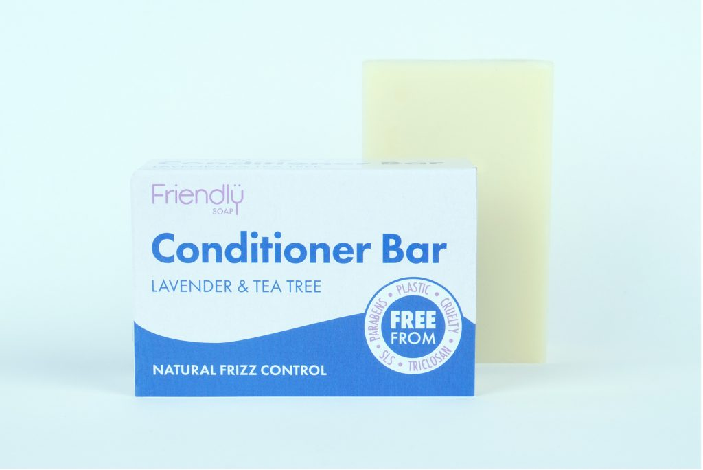 lavender and tea tree conditioner bar  friendly soap