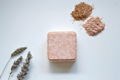 2-in-1 shampoo bar for fine and oily hair types by Zero Waste Path