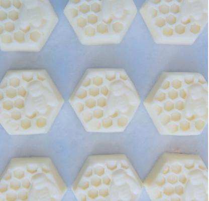 Bean & Bee Zero Waste Clarifying Shampoo Bars | Available at Sage Folk