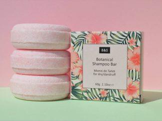 Monoi de Tahiti Shampoo Bar for dry and frizzy hair types - Bain & Savon | Sage Folk